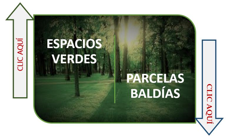 espacios verdes - ingeap